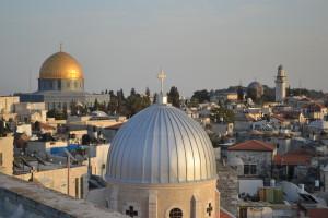 Mosques in Jerusalem